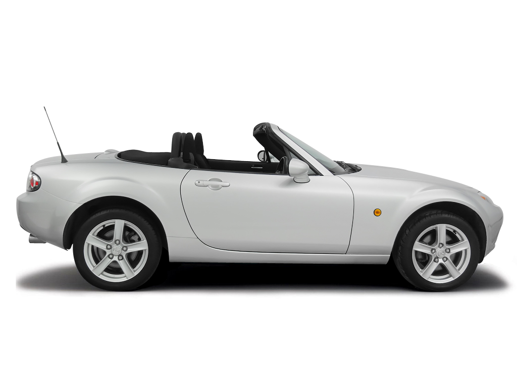 Roadside wheel change Mazda MX-5 2005 - 2015 Petrol 1.8