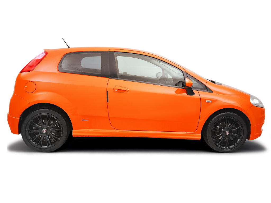 Checking tyre condition Fiat Grande Punto 2006 - 2015 Diesel 1.9 JTD