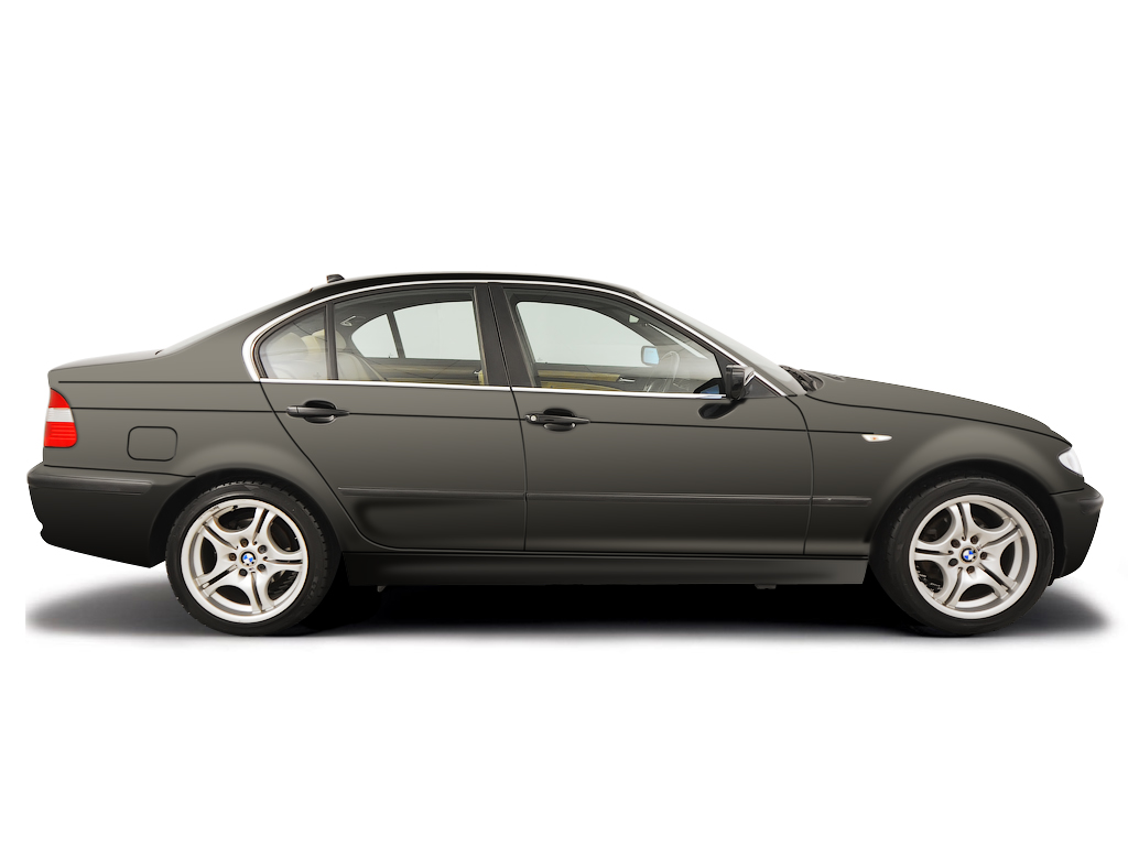 Checking tyre pressures BMW 3-Series 1998 - 2006 Petrol 330i - 3.0