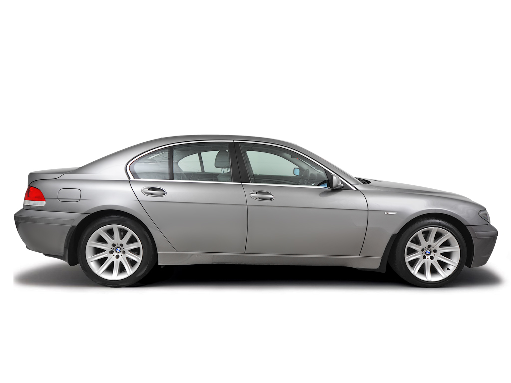 Checking tyre condition BMW 7-Series 2002 - 2005 Petrol 735i - 3.6