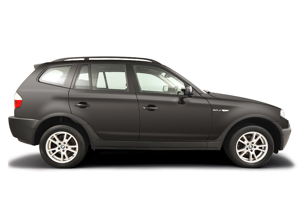 Roadside wheel change BMW X3 2003 - 2010 Diesel 2.0d