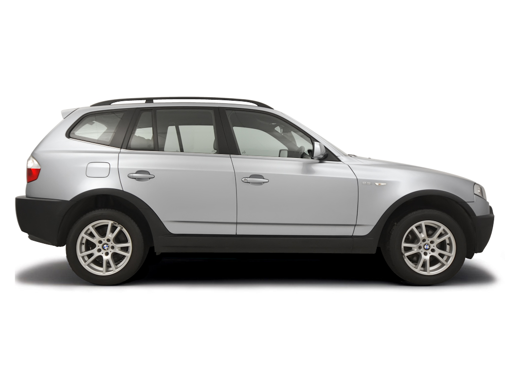 Roadside wheel change BMW X3 2003 - 2010 Petrol X3 - 2.5
