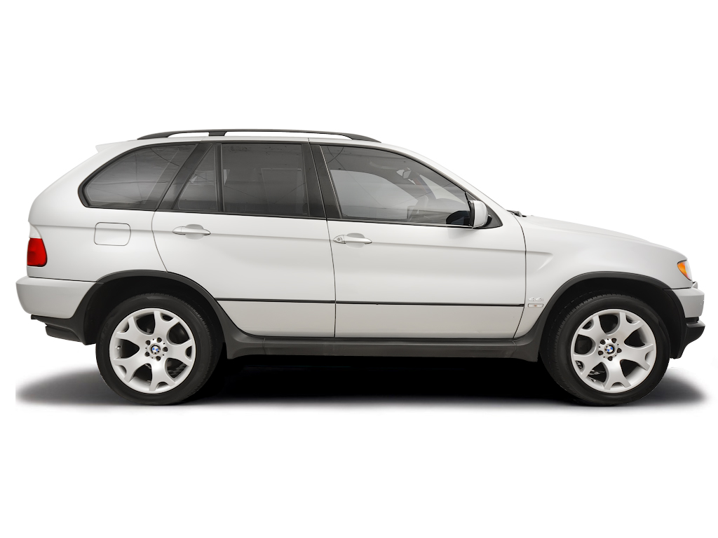 Opening the bonnet BMW X5 1999 - 2006 Diesel X5 - 3.0d
