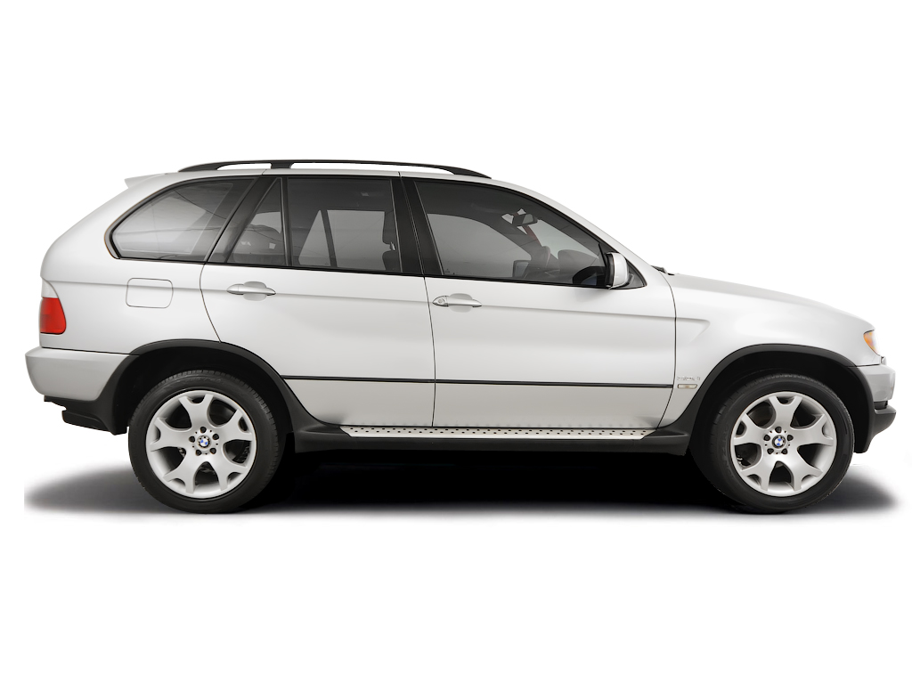 Opening the bonnet BMW X5 1999 - 2006 Petrol X5 - 4.4i