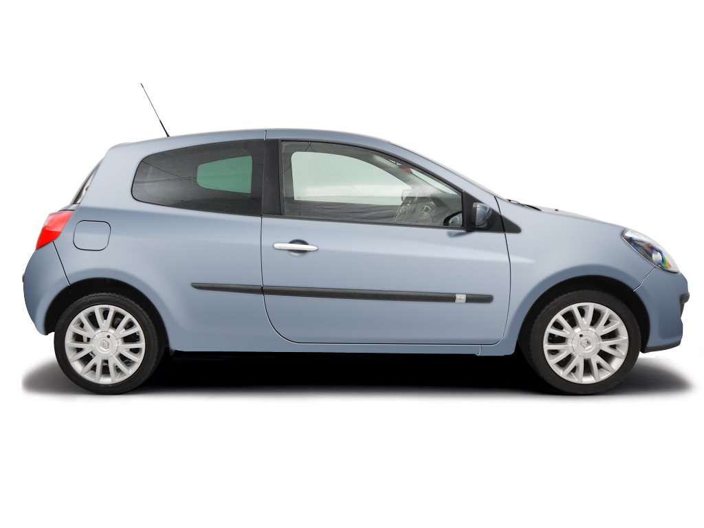 Checking tyre condition Renault Clio 2009 - 2012 Diesel 1.5 DCi
