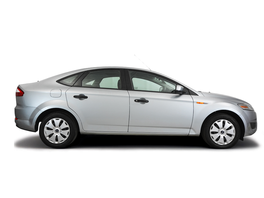 Checking tyre condition Ford Mondeo 2007 - 2012 Diesel 1.8 TDCi
