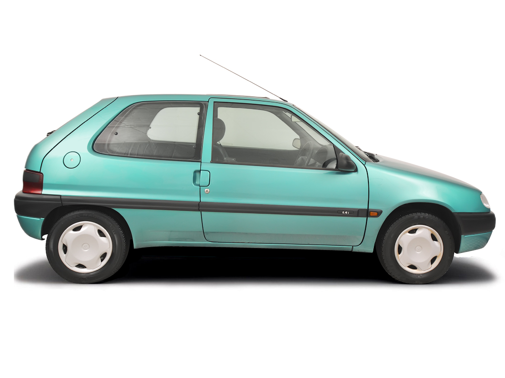 Jacking - vehicle support Citroen Saxo 1996 - 2004 Petrol 1.1