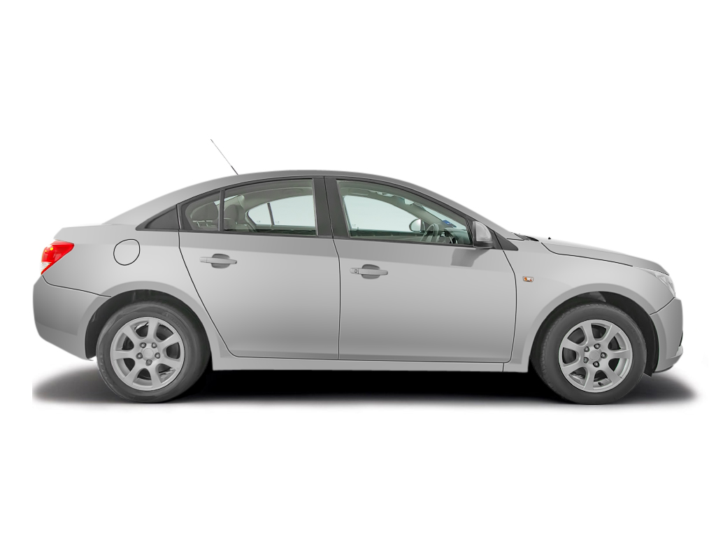 Checking tyre pressures Chevrolet Cruze 2009 - 2013 Diesel 2.0 VCDi