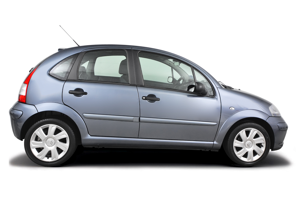 Checking tyre pressures Citroen C3 2002 - 2009 Petrol 1.6