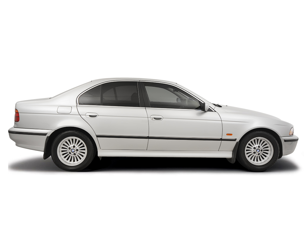Checking tyre pressures BMW 5-Series 1996 - 2003 Petrol 520i - 2.0