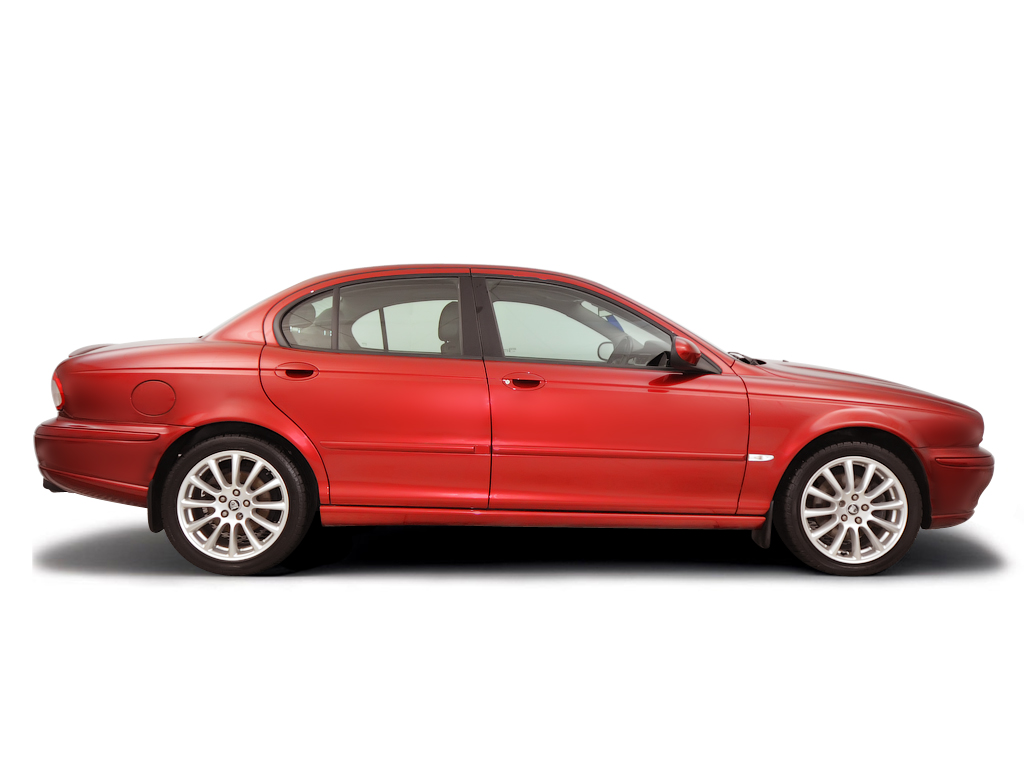 Checking tyre pressures Jaguar X-Type 2001 - 2011 Petrol 2.0 V6