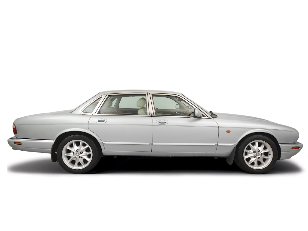 Checking oil level Jaguar XJ 1997 - 2003 Petrol 3.2 V8
