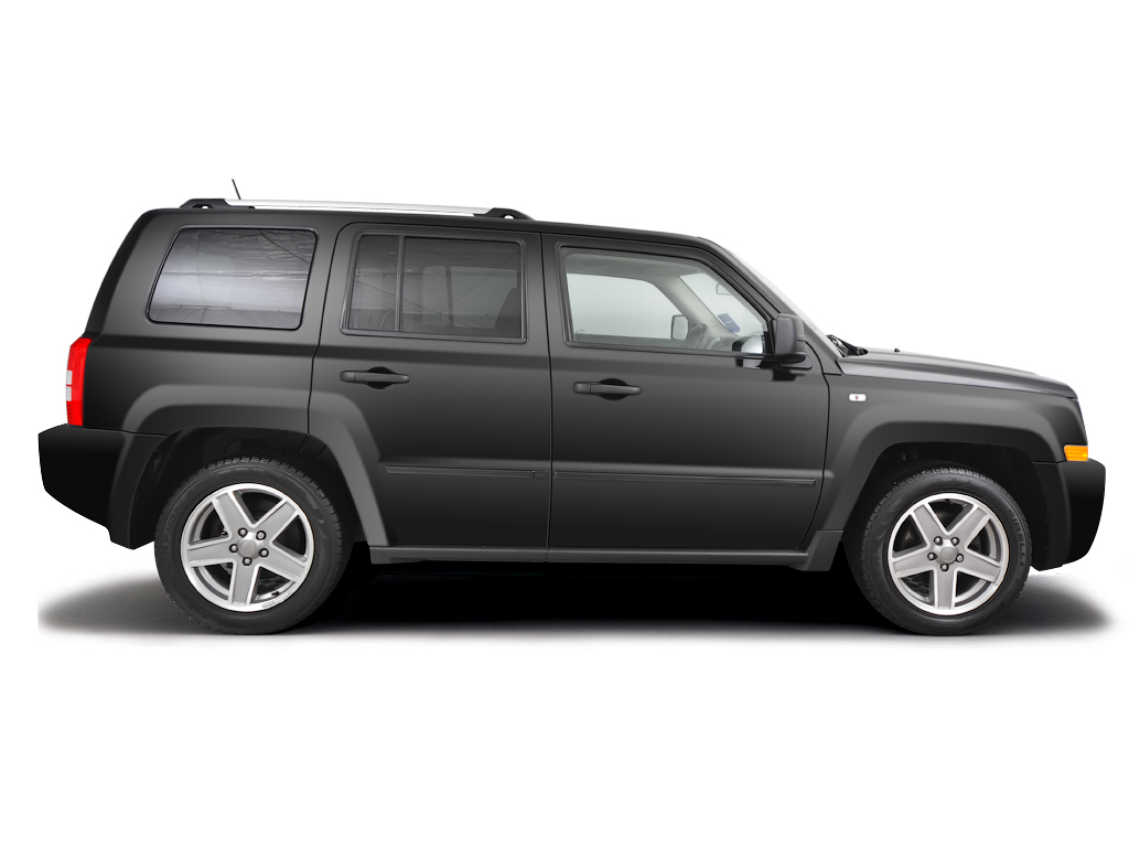 Checking tyre pressures Jeep Patriot 2007 - 2011 Petrol 2.4