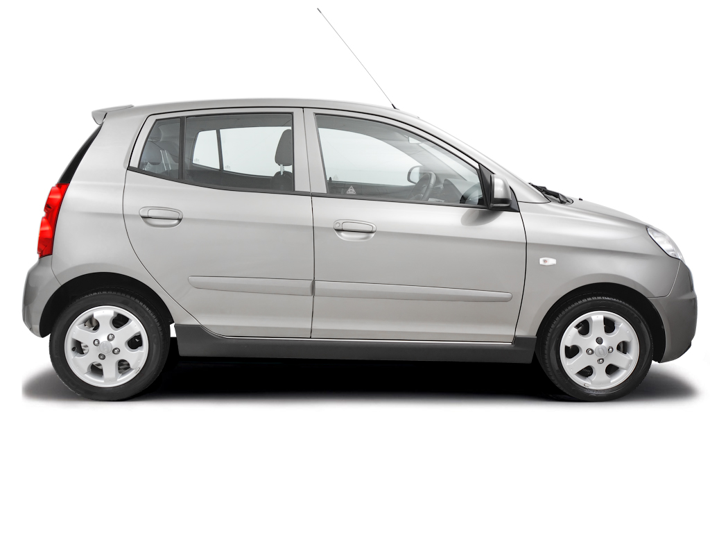 Roadside wheel change Kia Picanto 2004 - 2011 Petrol 1.1