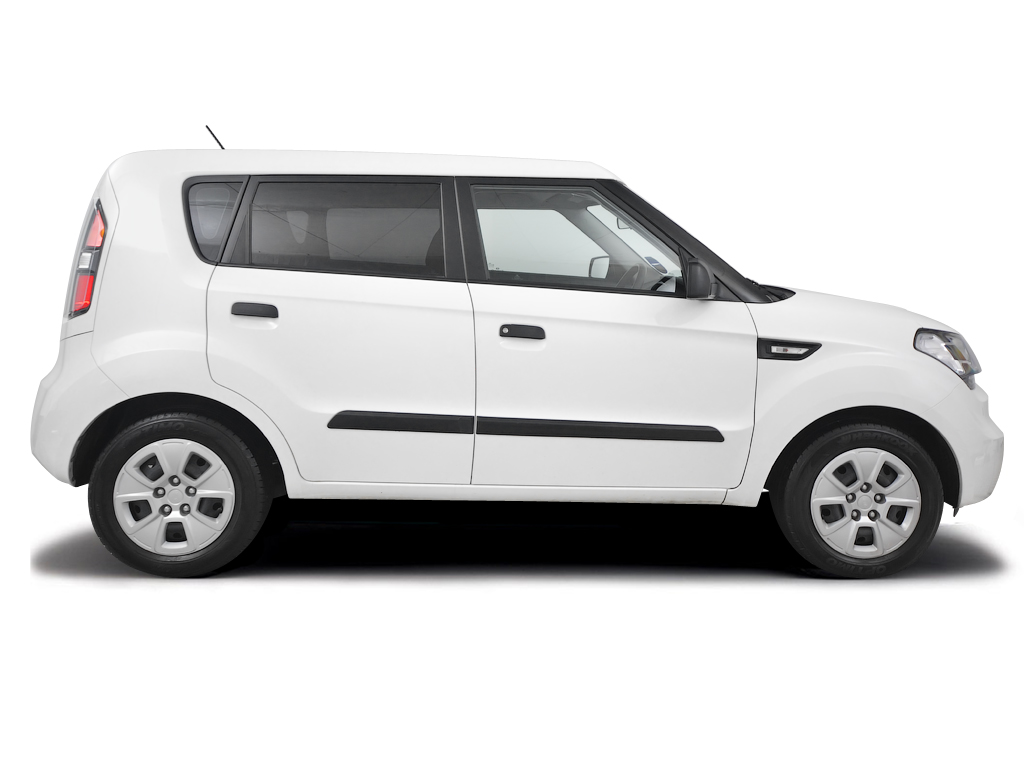 Checking tyre pressures Kia Soul 2009 - 2014 Petrol 1.6