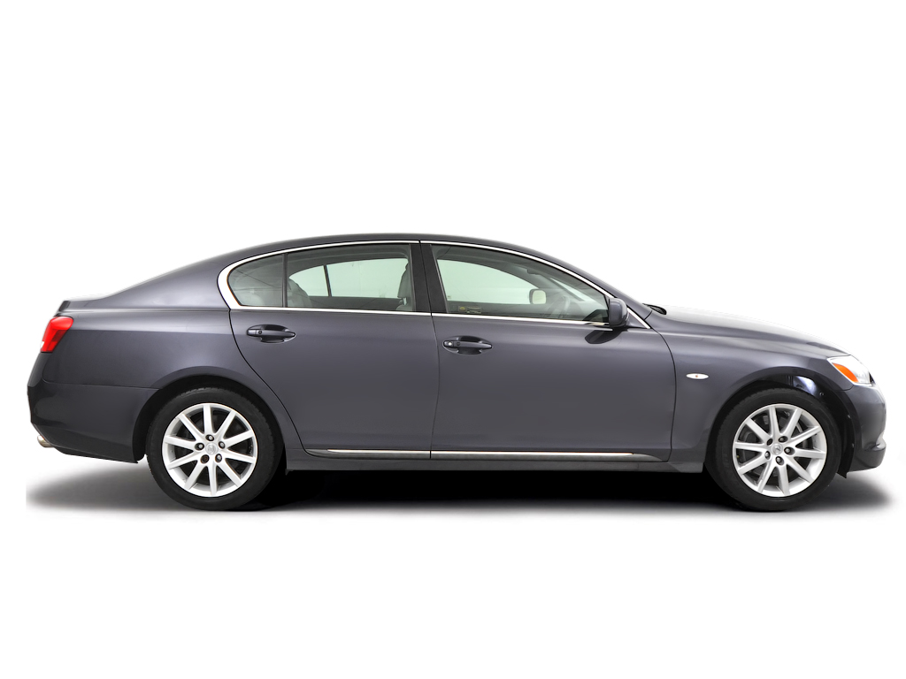 Checking tyre pressures Lexus GS 2005 - 2011 Petrol GS300 / 3.0