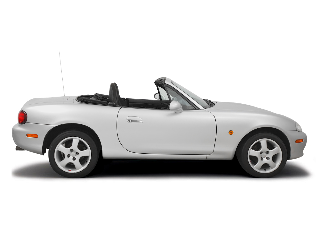 Engine oil and filter change Mazda MX-5 1989 - 2005 Petrol 1.6
