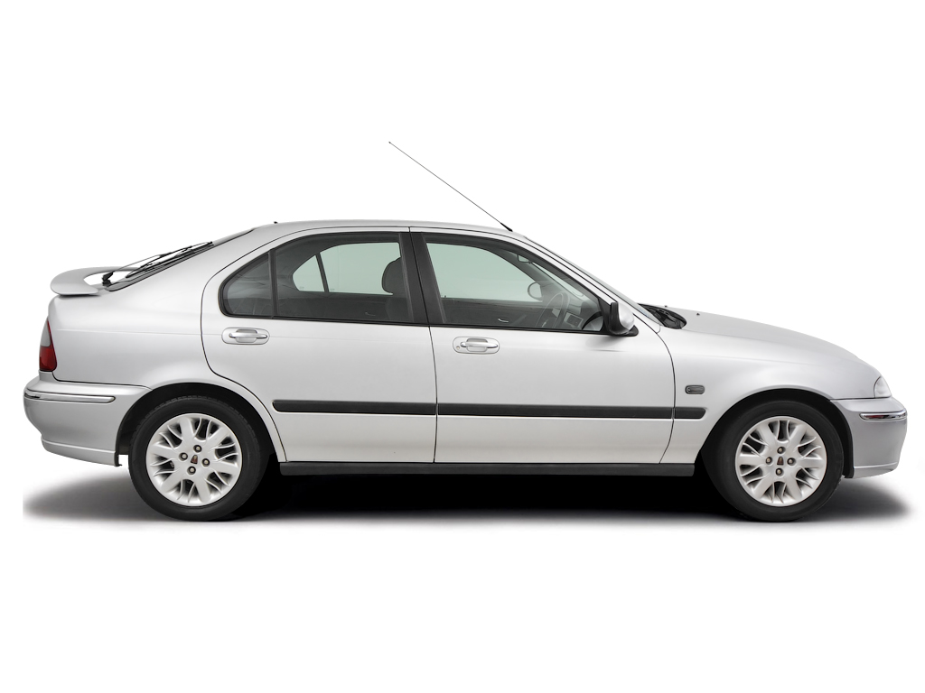 Checking tyre pressures MG ZS 1999 - 2005 Petrol 1.8