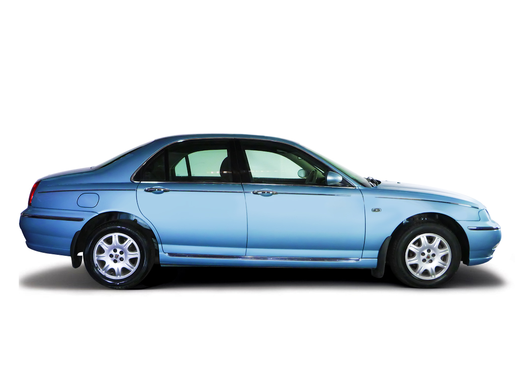 Checking tyre pressures Rover 75 1999 - 2005 Diesel 2.0 CDT