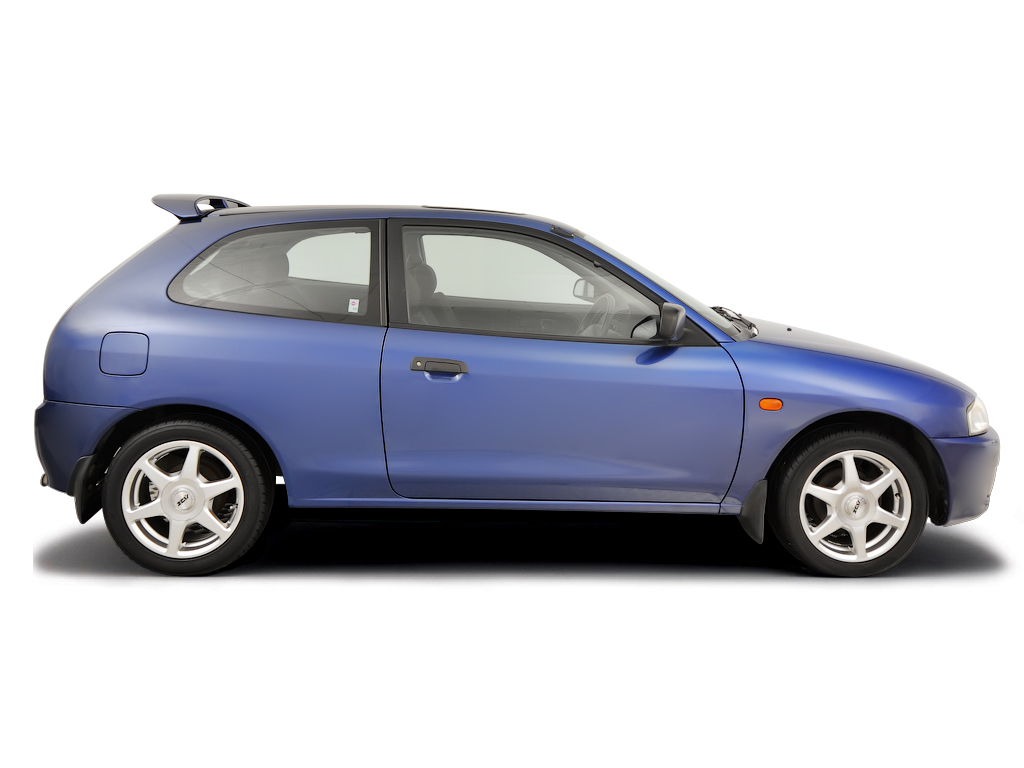 Jacking - vehicle support Mitsubishi Colt 1996 - 2004 Petrol 1.6
