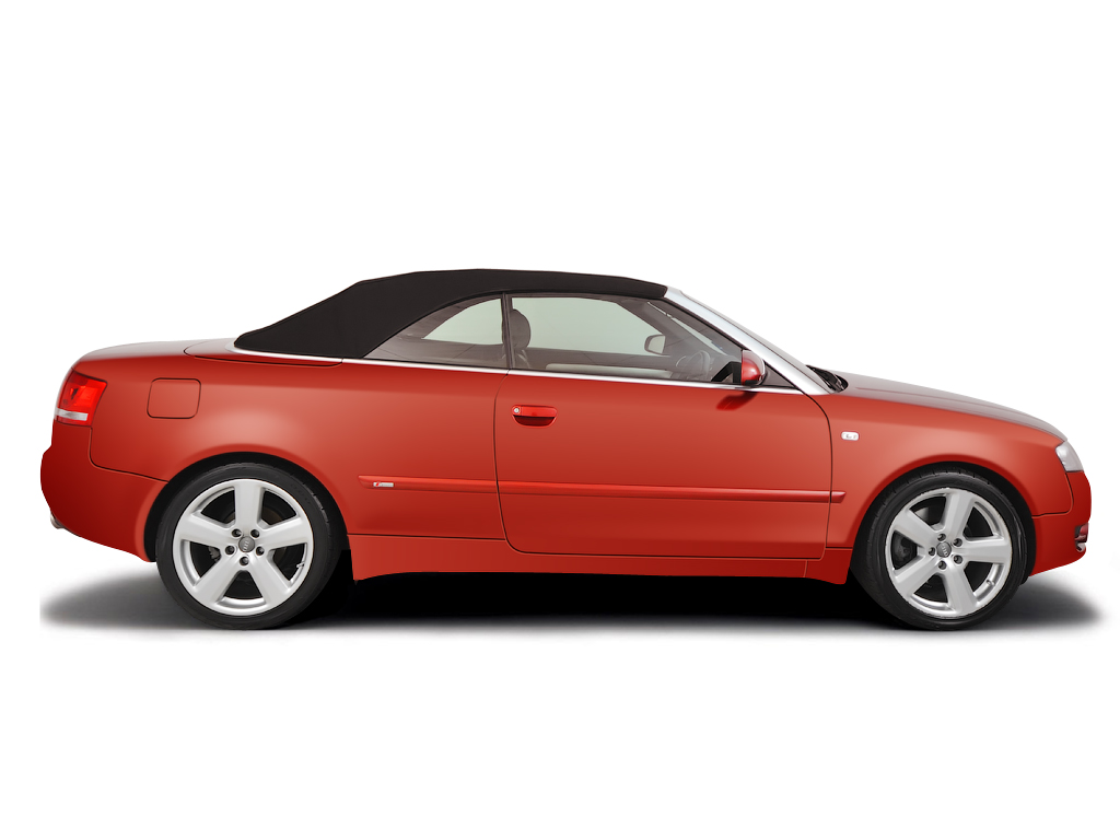 Checking tyre pressures Audi A4 2005 - 2008 Petrol 1.8 T