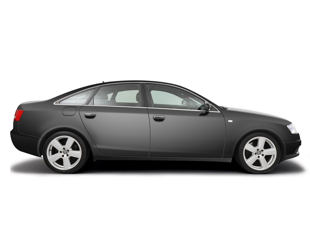 Checking tyre pressures Audi A6 2004 - 2009 Petrol 3.2 FSi