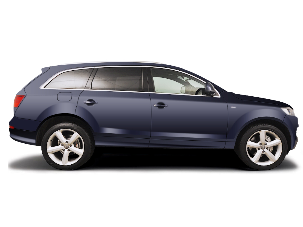 Roadside wheel change Audi Q7 2005 - 2015 Diesel 3.0 TDi