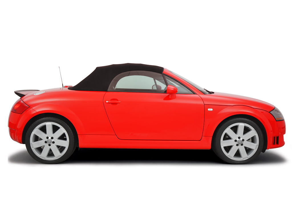 Checking tyre condition Audi TT 1999 - 2006 Petrol 3.2
