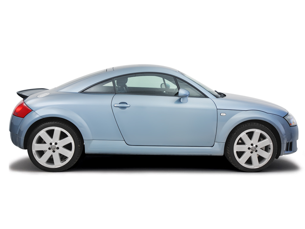 Checking tyre pressures Audi TT 1999 - 2006 Petrol 1.8 T