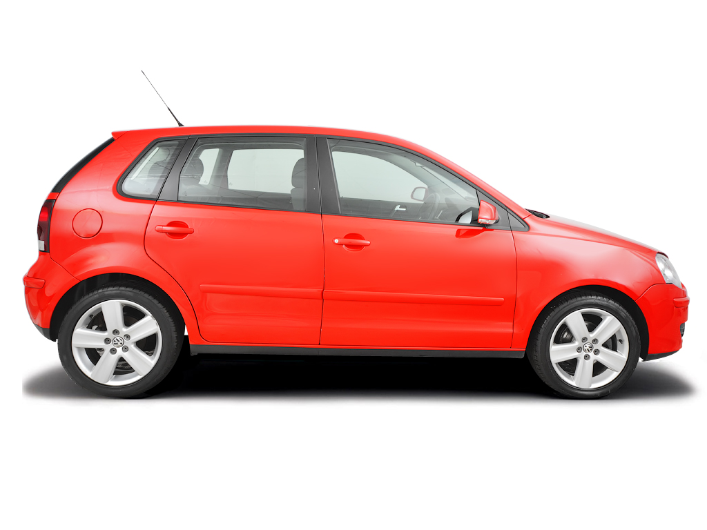 Checking tyre pressures Volkswagen Polo 2002 - 2009 Diesel 1.9 TDi