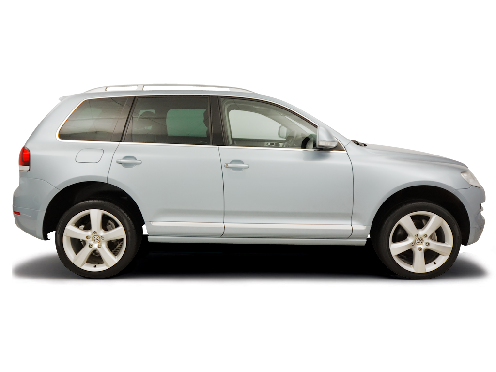 Checking tyre condition Volkswagen Touareg 2003 - 2010 Diesel 3.0 TDi