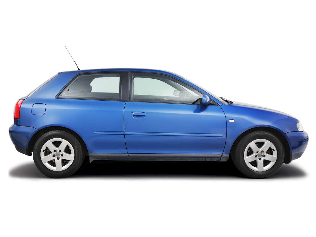 Checking tyre pressures Audi A3 1996 - 2003 Petrol 1.6