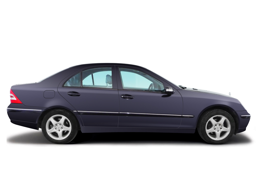 Jacking - vehicle support Mercedes-Benz C-Class 2000 - 2007 Petrol C180 - 2.0