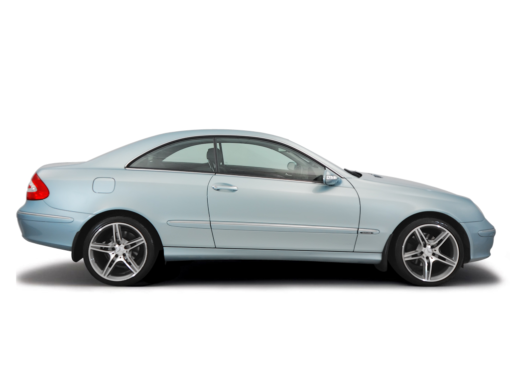 Checking tyre condition Mercedes-Benz CLK 2002 - 2005 Petrol C320 - 3.2