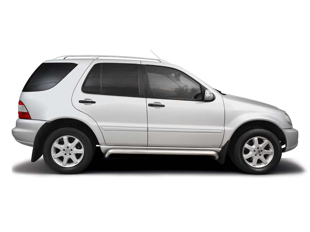 Checking tyre pressures Mercedes-Benz ML-Class 1999 - 2005 Diesel ML270 CDi - 2.7