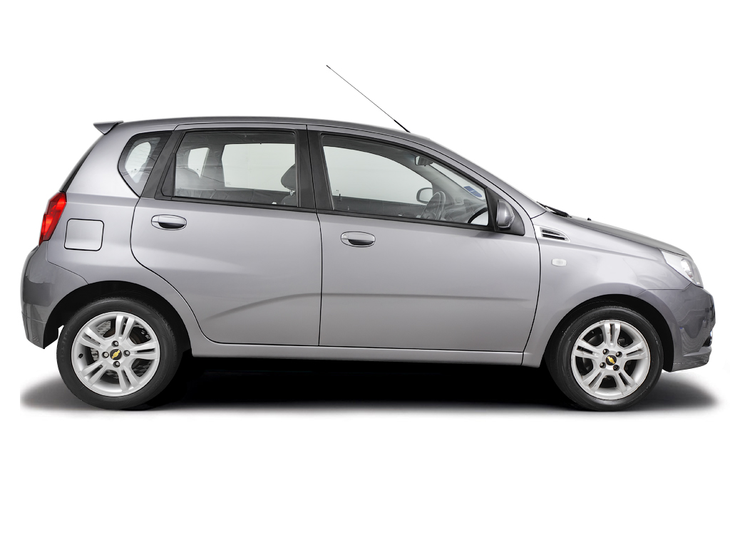 Final checks Chevrolet Aveo 2008 - 2014 Petrol 1.4