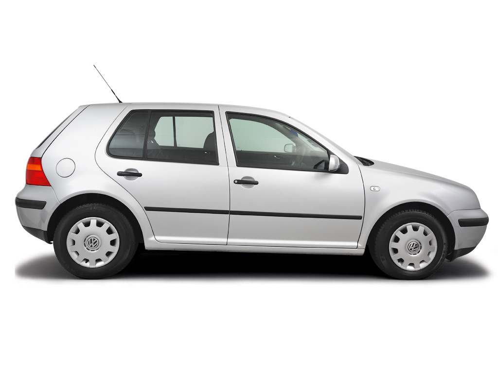 Checking tyre condition Volkswagen Golf 1997 - 2004 Petrol 1.4