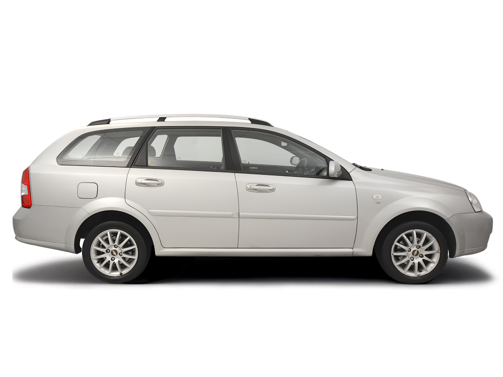 Checking tyre pressures Chevrolet Lacetti 2005 - 2011 Petrol 1.6