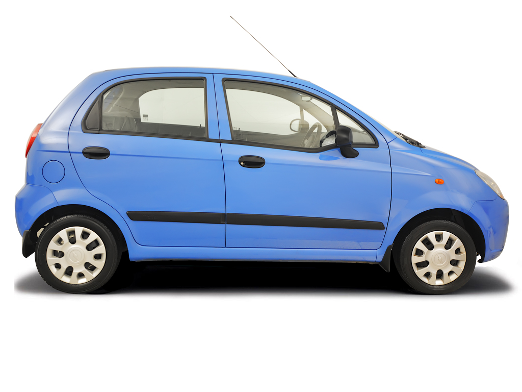 Roadside wheel change Chevrolet Matiz 2005 - 2011 Petrol 0.8 (796cc)