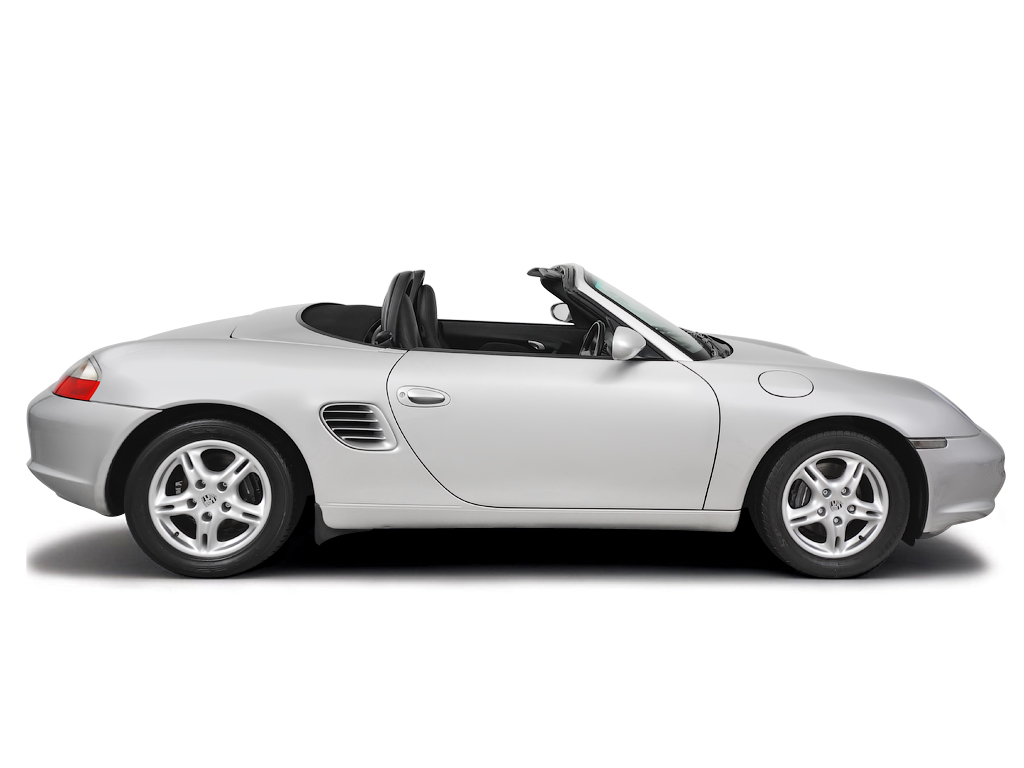 Checking tyre pressures Porsche Boxster 1999 - 2009 Petrol 2.7