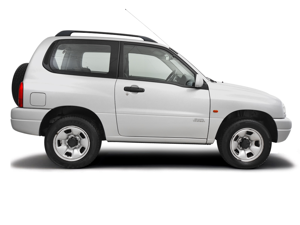 Checking tyre condition Suzuki Grand Vitara 1998 - 2005 Petrol 1.6 16v