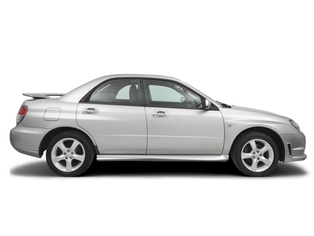 Checking tyre pressures Subaru Impreza 1997 - 2002 Petrol 2.0