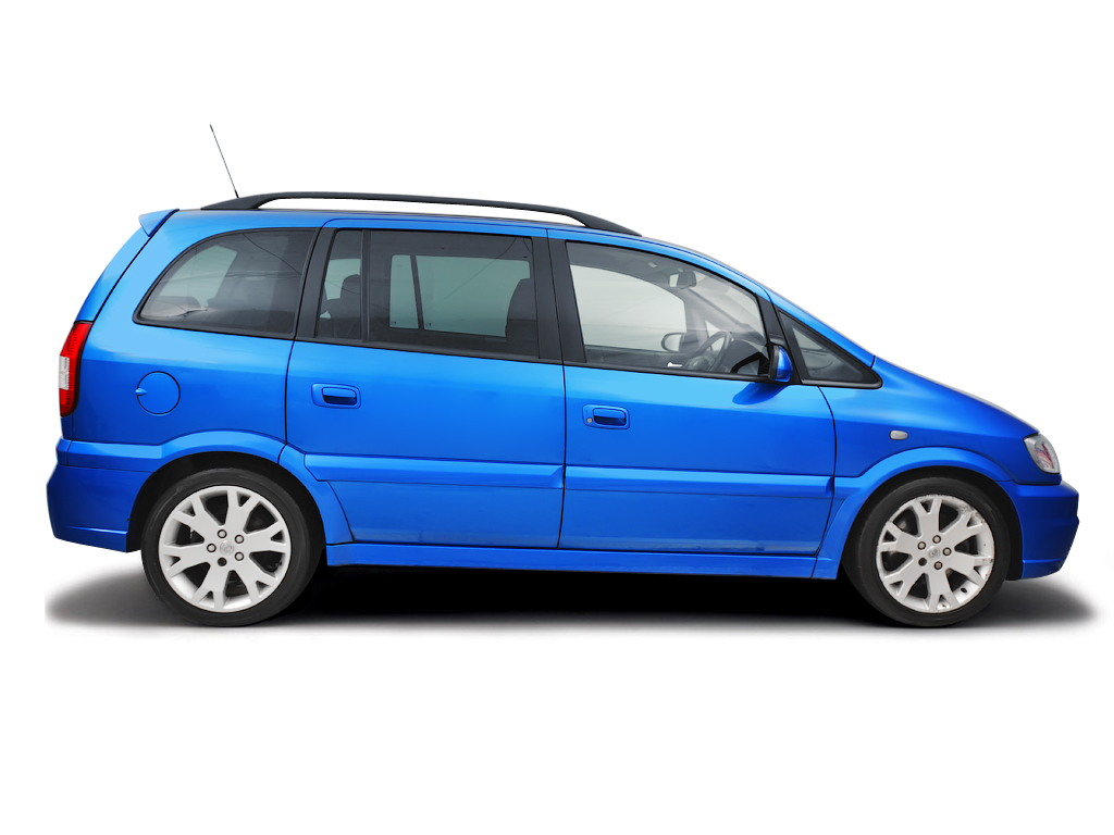 Checking oil level Vauxhall Zafira 1998 - 2004 Petrol 2.0 Turbo