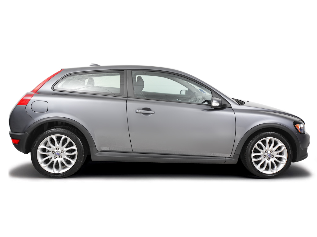 Roadside wheel change Volvo C30 2006 - 2009 Diesel 2.0D