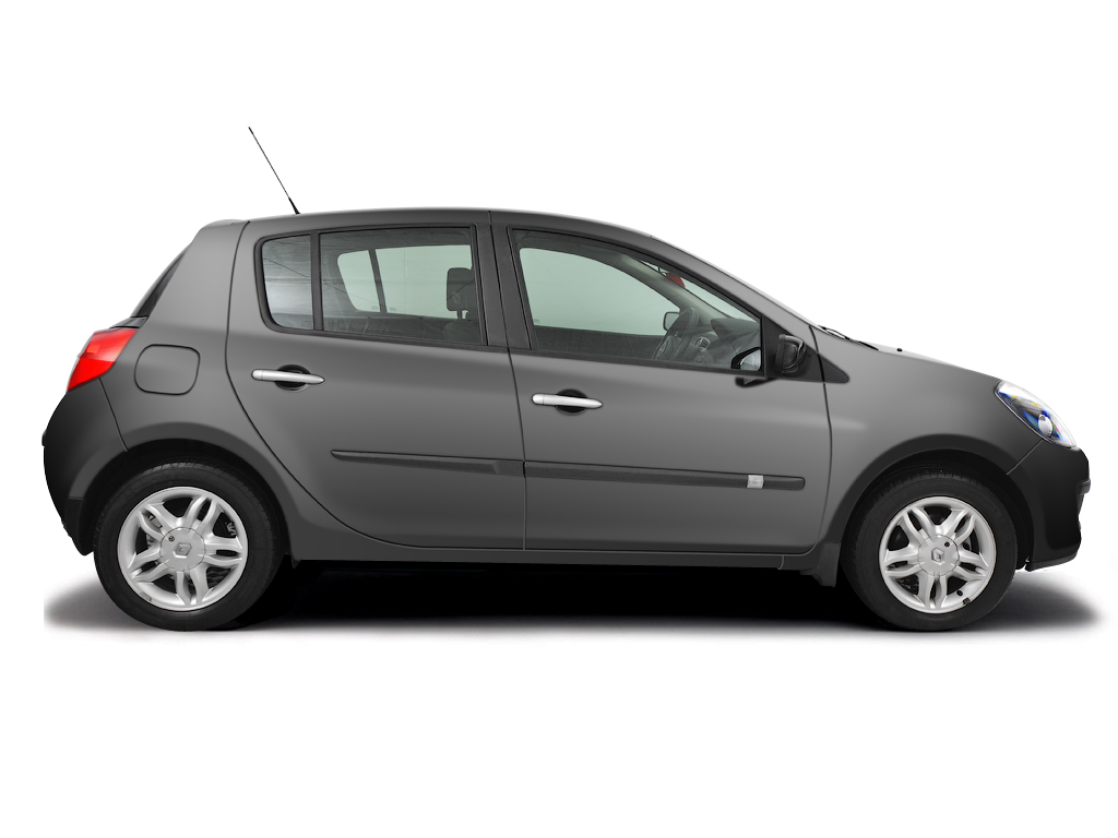 Checking tyre condition Renault Clio 2009 - 2012 Petrol 1.4