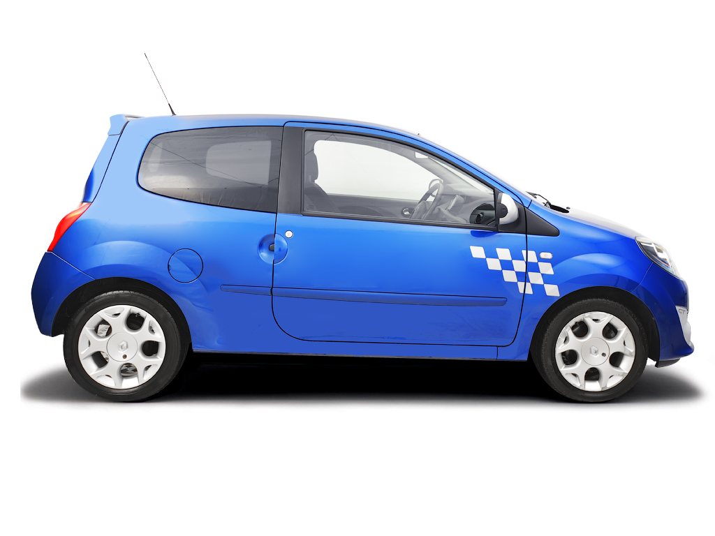Checking screen wash Renault Twingo 2007 - 2014 Petrol 1.6
