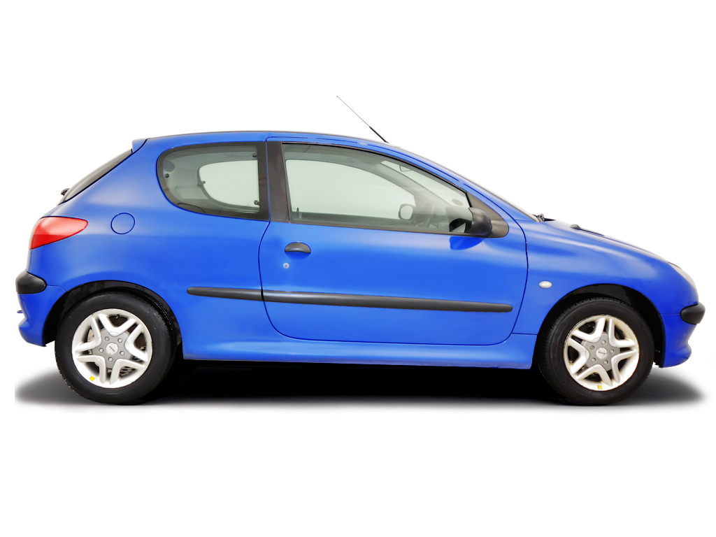 Jacking - vehicle support Peugeot 206 1998 - 2001 Diesel 1.9 D