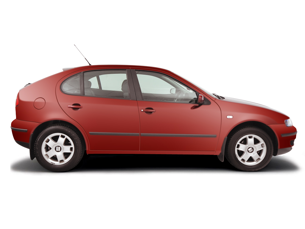 Checking tyre pressures Seat Leon 2000 - 2005 Petrol 1.6 16v