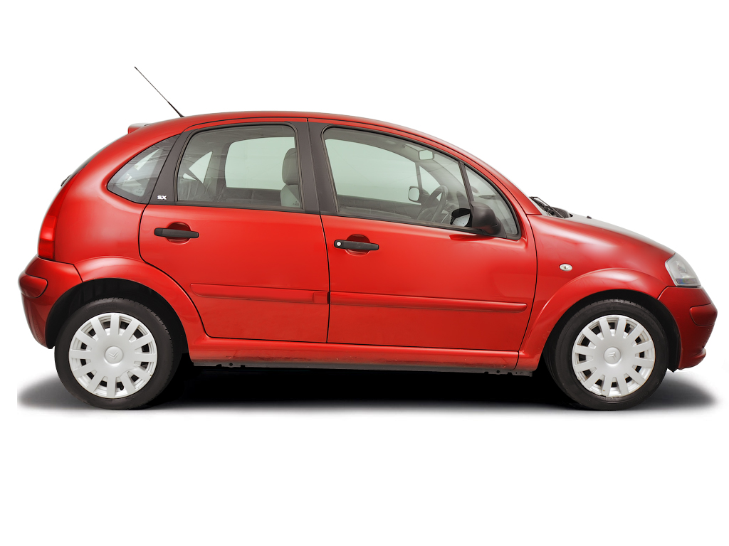 Checking tyre condition Citroen C3 2002 - 2009 Diesel 1.4