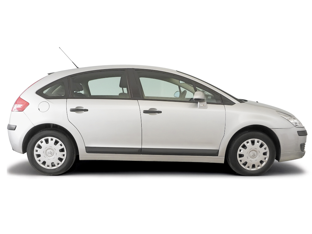 Checking tyre condition Citroen C4 2004 - 2010 Diesel 2.0